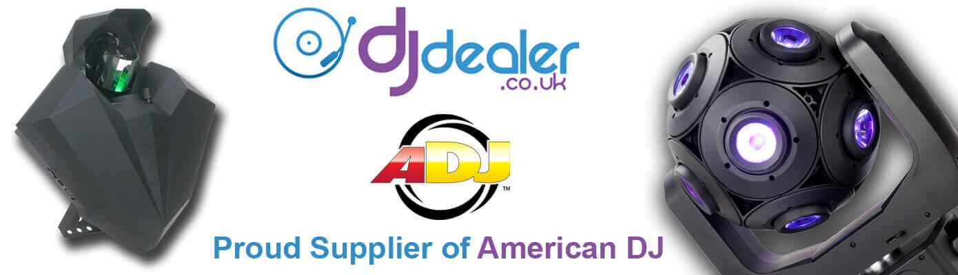 American Dj Advert for Dj Dealer