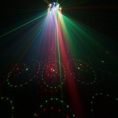 Kam Gobo Star Laser