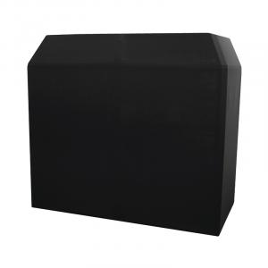 Aluminium Lightweight DJ Booth System MKII BLACK