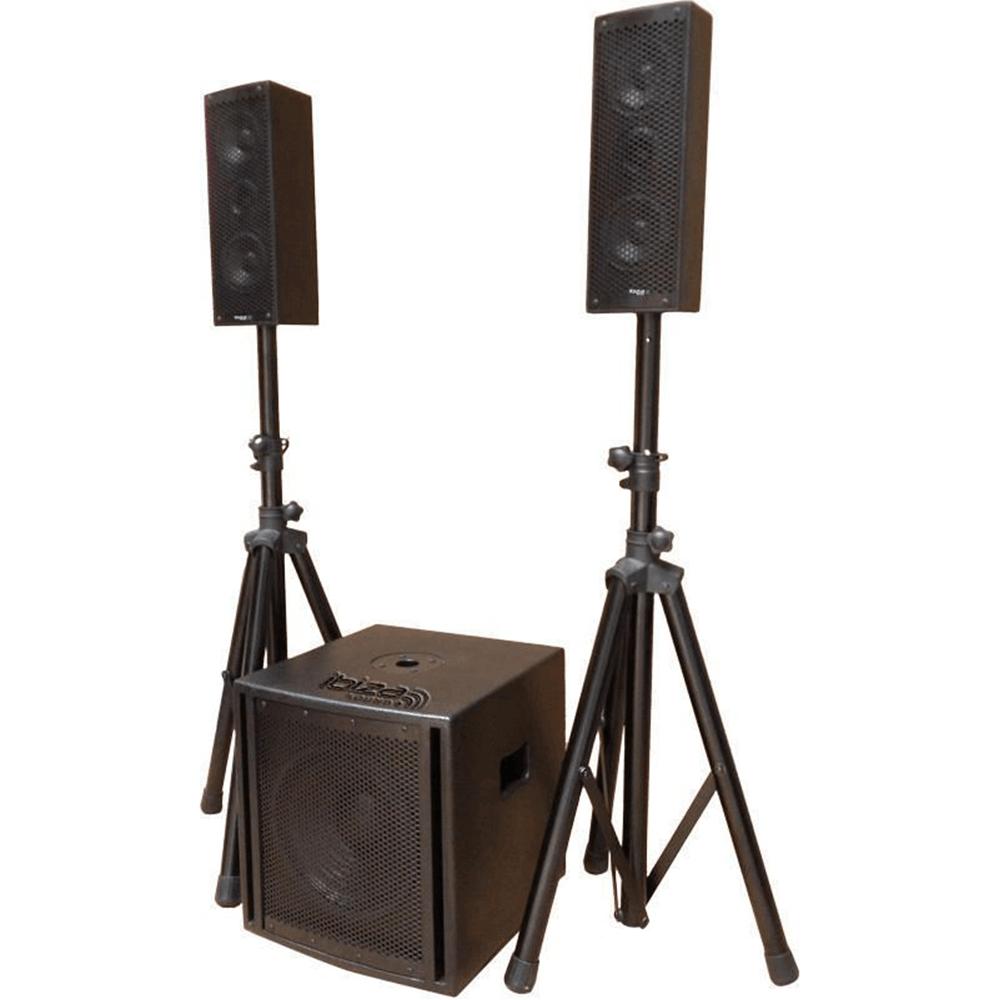 Ibiza Soundcube Combo Sound System Dj Dealer